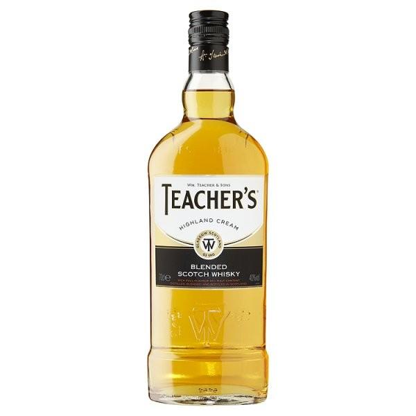 Teacher's Highland Cream 1Liter