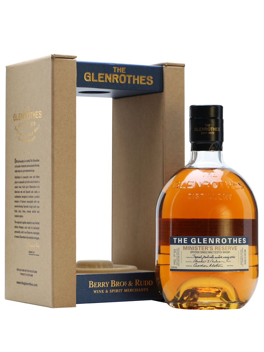 Glenrothes Ministers Reserve 70cl