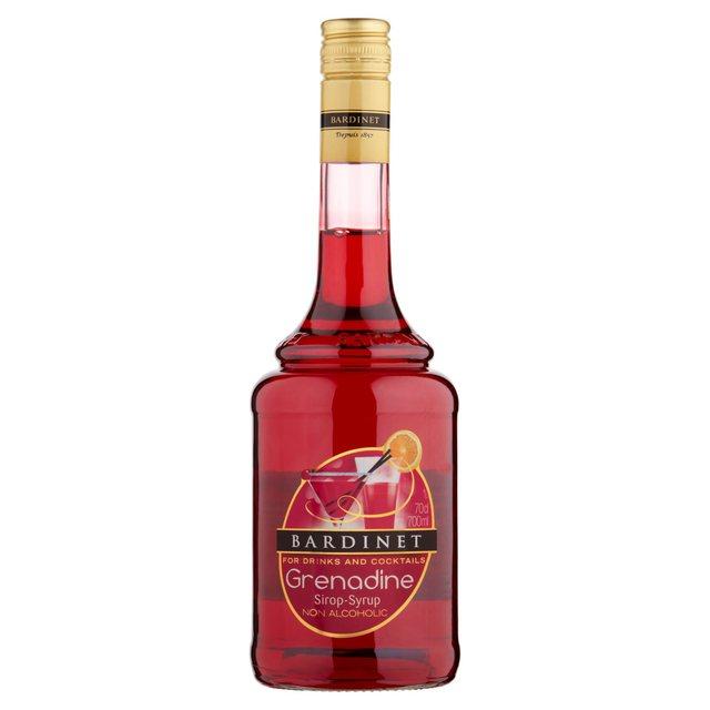 Bardinet Grenadine Sirop.Syrup 70cl (25%vol)