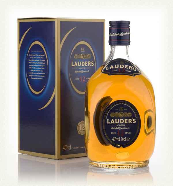 Lauder's 12y 70cl (40%)