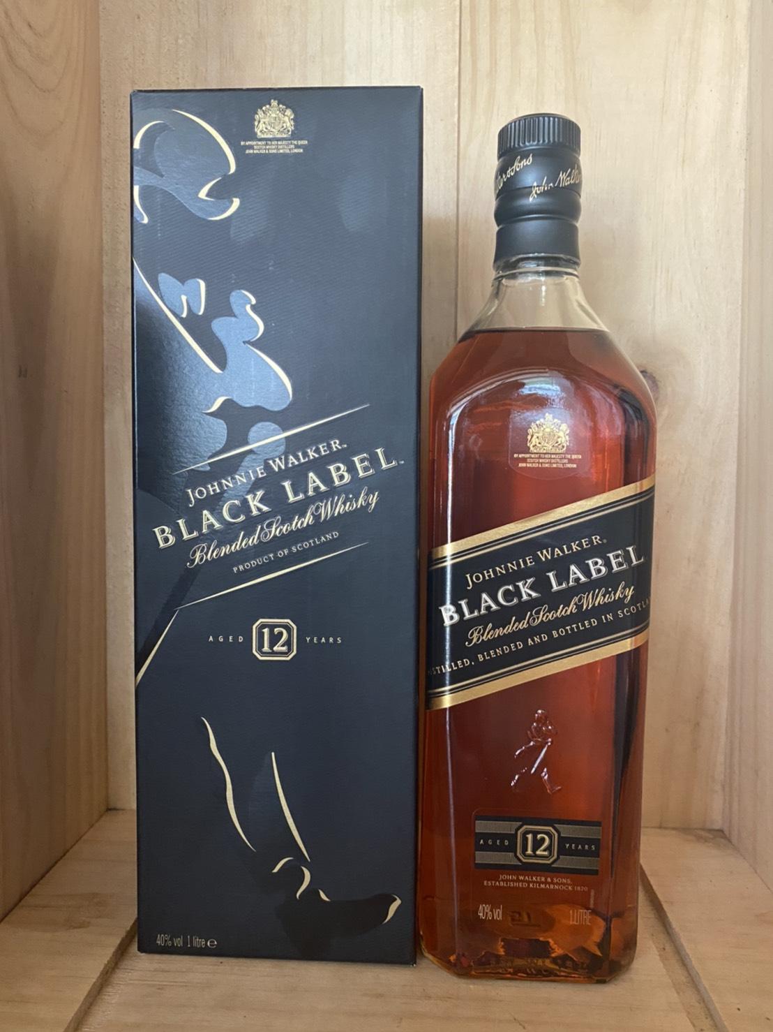 Johnnie Walker Black Label 75CL