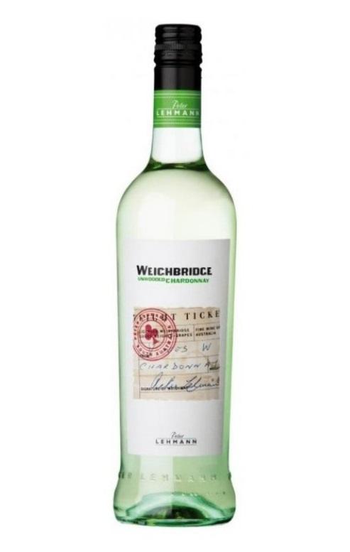 Peter Lehmann Weighbridge Unoaked Chardonnay