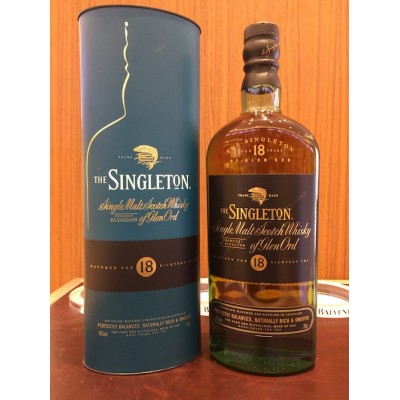 The Singleton Of Glen Ord 18 Years Old 70cl