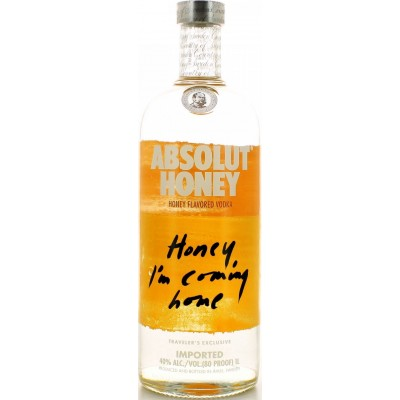 Absolut Honey, I'm coming home 1Liter
