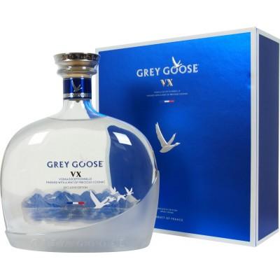 Grey Goose Vodka Vx 1Liter (Gift box)