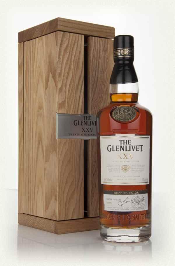 Glenlivet XXV 25y 70cl (43%)