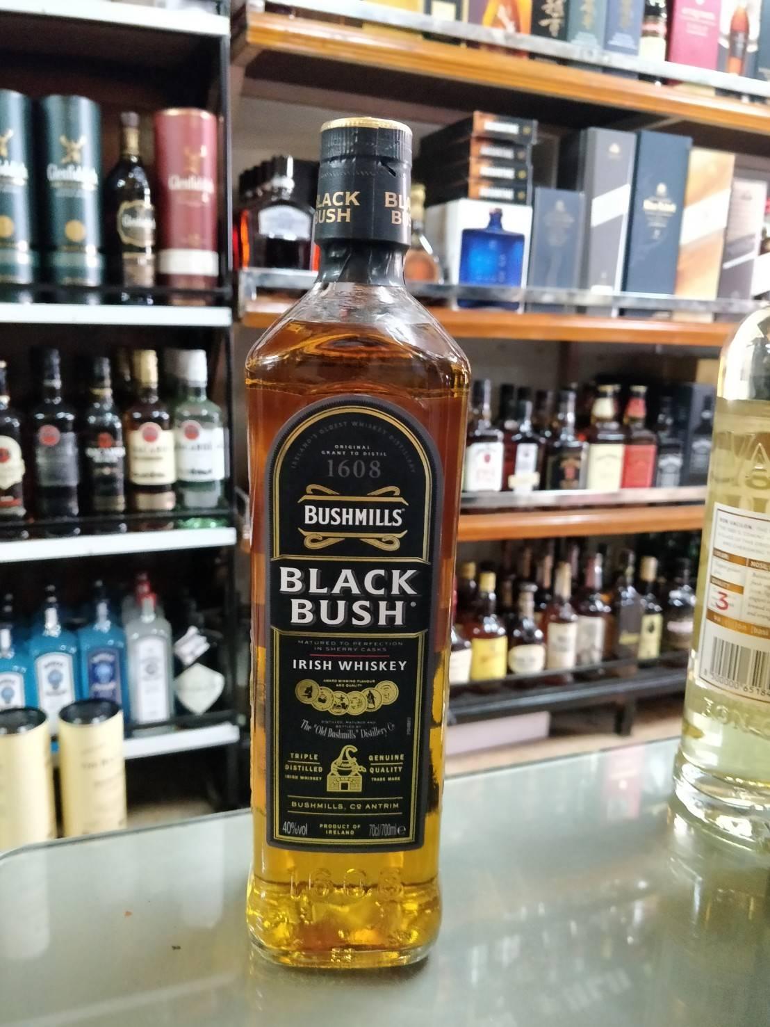 Buchmills Black Bch 70cl (40%)