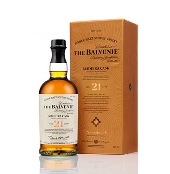 Balvenie 21 Year Old Madeira Cask (70cl)
