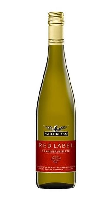 Wolf Blass Red Label Traminer - Riesling