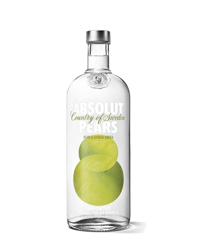 Absolut Pears 1Litre