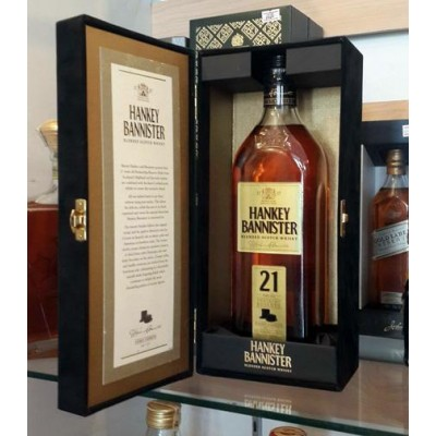 Hankey Bannister 21 Years Old 70cl