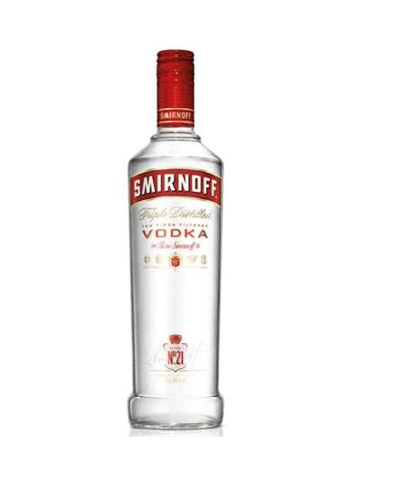 Smirnoff Red Flavored No.21 75cl