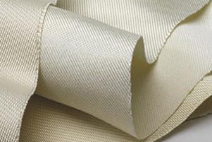 KT2500-1 Silica cloth ทนอุณหภูมิสูงพิเศษ 900 c