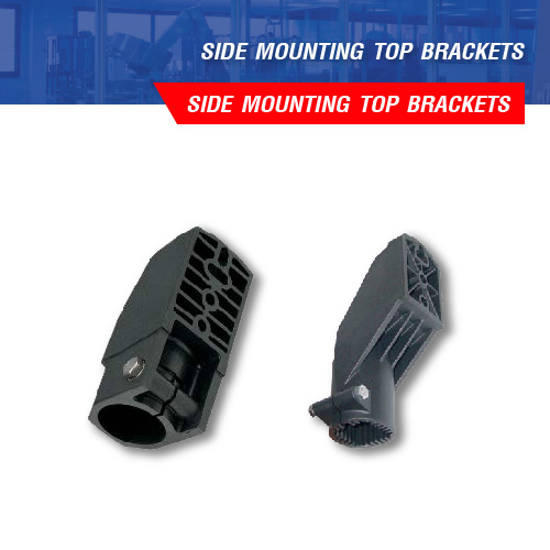 SIDE MOUNTING TOP BRACKETS
