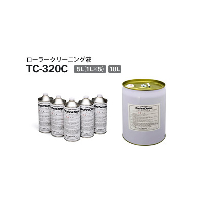 Roller Cleaning Solution | TC-320C