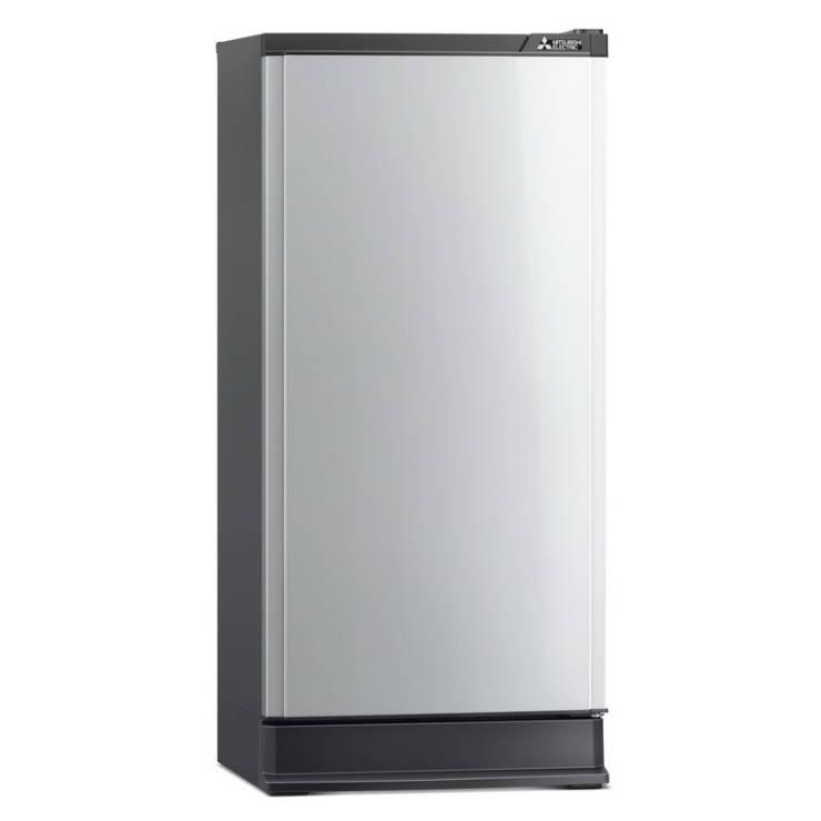 MITSUBISHI ตู้เย็น 1 ประตู MR-18RA-SL 6.4 Q สีเงิน