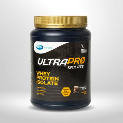 Ultrapro Isolate (Chocolate flavor)