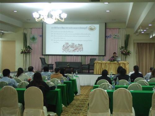 """นิทรรศการงาน """"สถานประกอบการวิชาชีพปลอดบุหรี่…อุตสาหกรรมยาไทย ชนะภัยบุหรี่"""