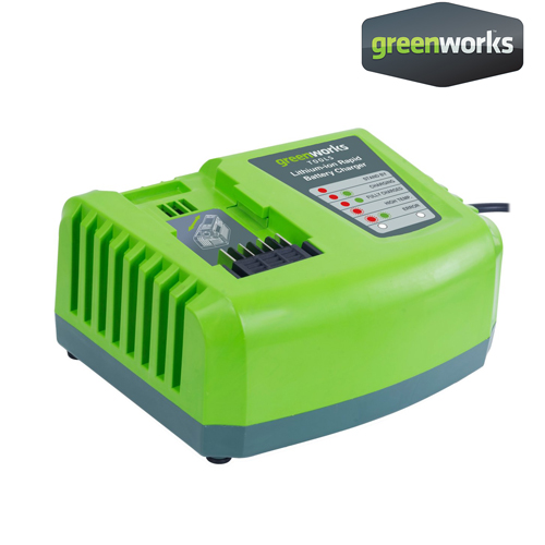LITHIUM-ION RAPID BATTERY CHARGER 40V