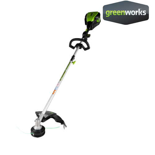 GREENWORKS 80V 16-Inch Brushless Top Mount String Trimmer Bare Tool