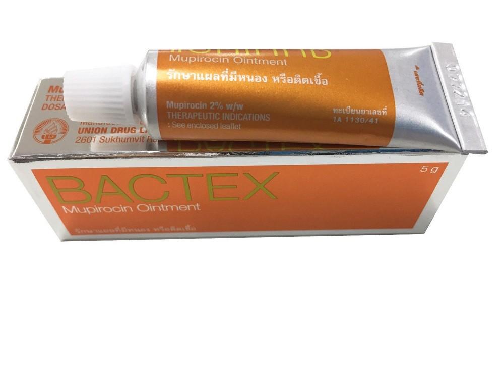 H228 BACTEX Mupirocin Ointment 5 g.