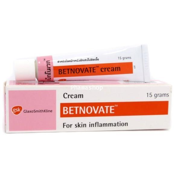 H254  (2 Tubes) Betnovate Cream