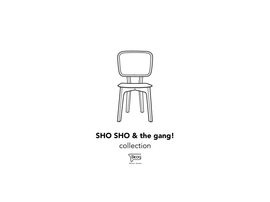 SHO SHO & the gang!