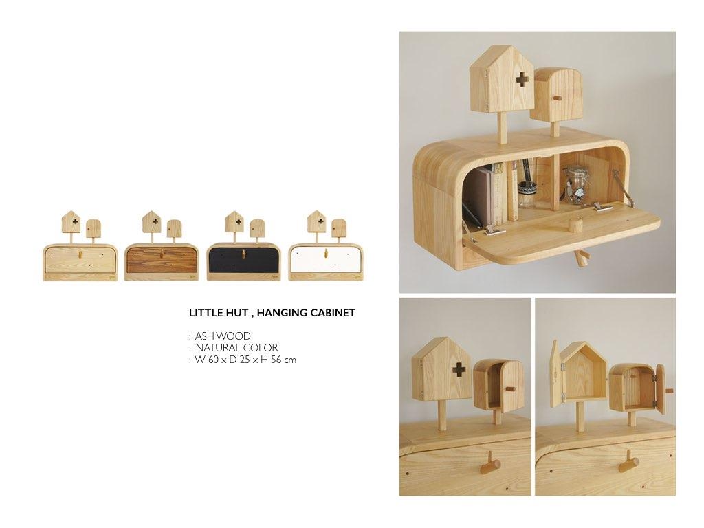 LITTLE HUT hanging cabinet