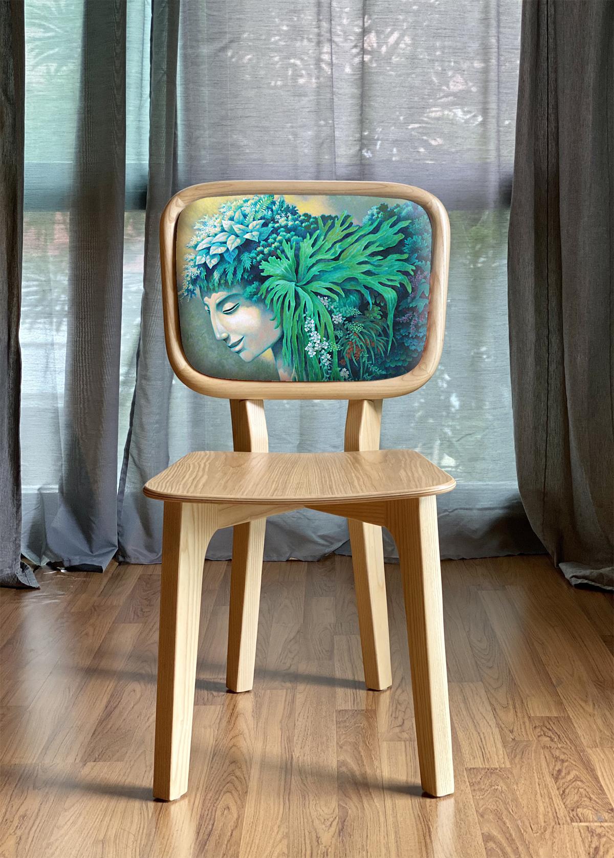 SHO SHO chair x THEERAPON