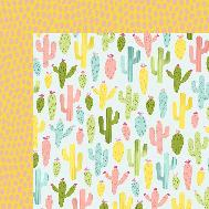 Happy Place Collection Cactus Cooler