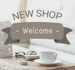New shop open!