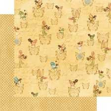 G45 ONCE UPON A SPRINGTIME PIXIE POST PAPER