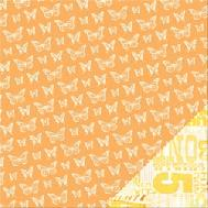 """HEYDAY Fancy Free DOUBLE-SIDED CARDSTOCK 12""""X12"""""""