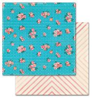 """Maggie Holmes Styleboard Paper Blissful Cardstock 12"""" X 12"""""""
