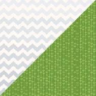 Lawn Fawn bright side silver lining paper 12 x 12