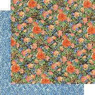 Full Bloom 12 x 12 Double Sided Paper