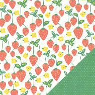 Lawn Fawn 12 x 12 Paper berry cooler