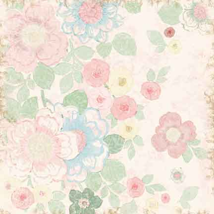 Melissa frances Cheerful paper