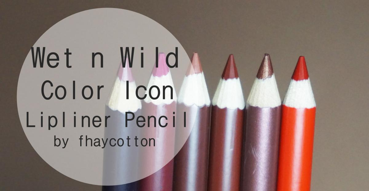 Color Icon Lipliner Pencil