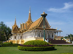 กัมพูชา 4 วัน 3 คืน  อรัญประเทศ - พนมเปญ - เสียมเรียบ - นครวัดนครธม