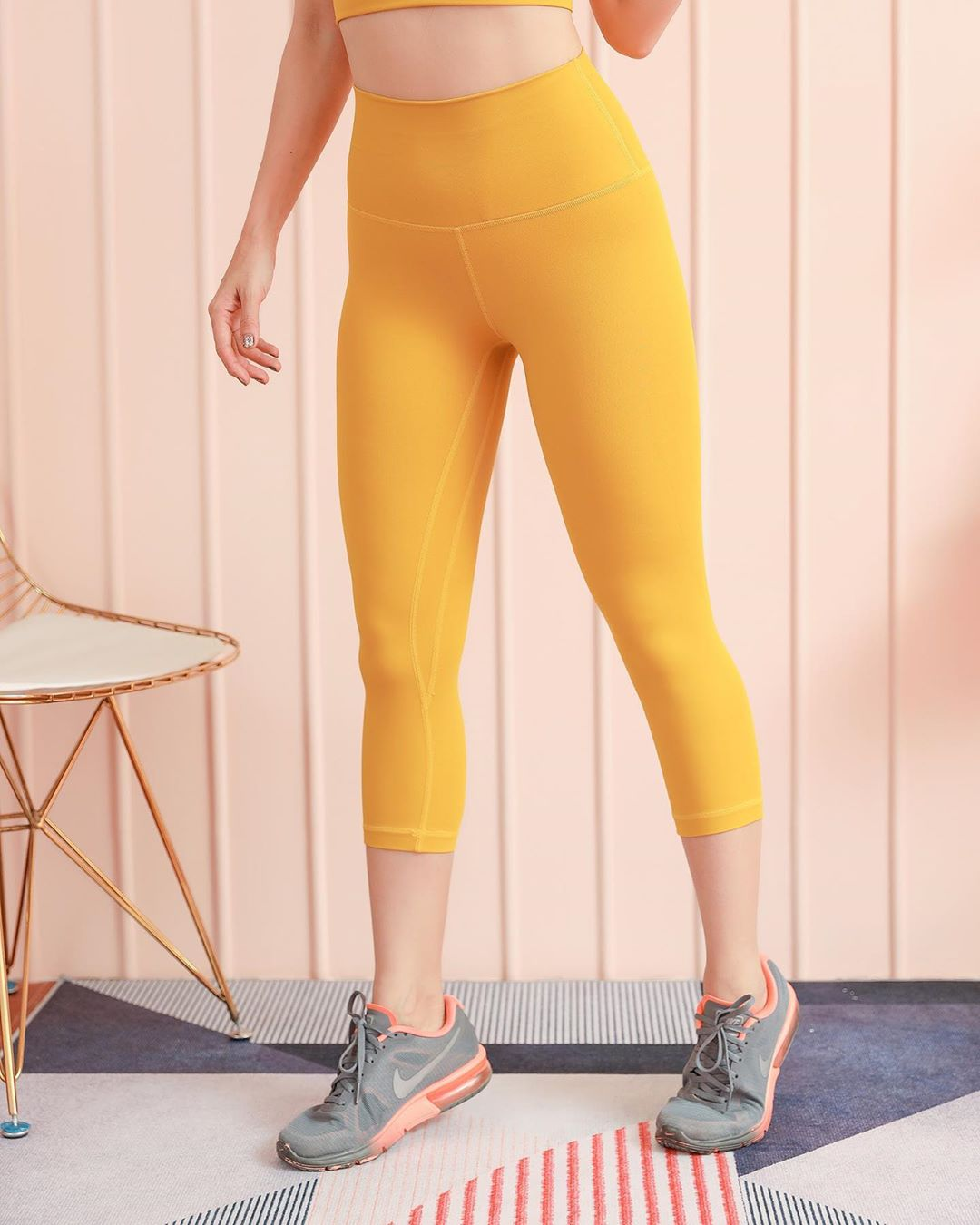 Pumpkin Sporty Leggings