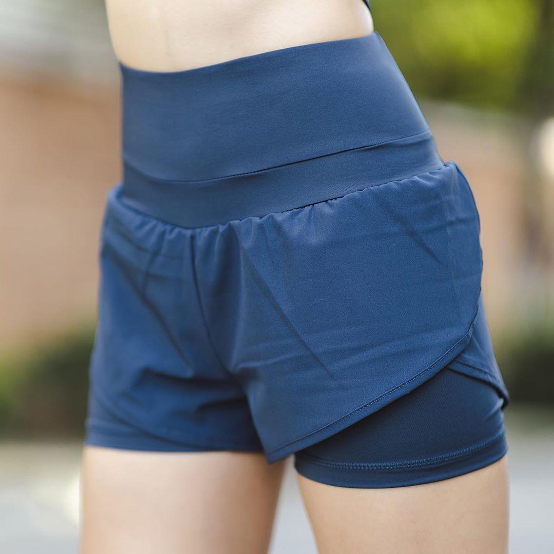 Plum Shorts