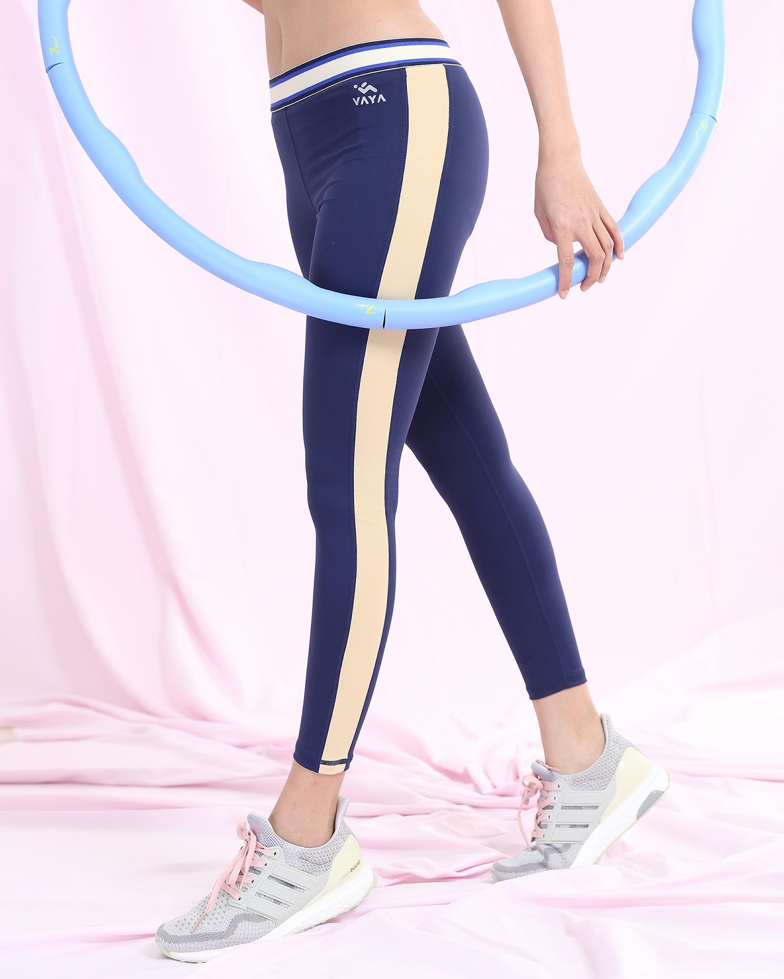 Navy Blue Sports Pants