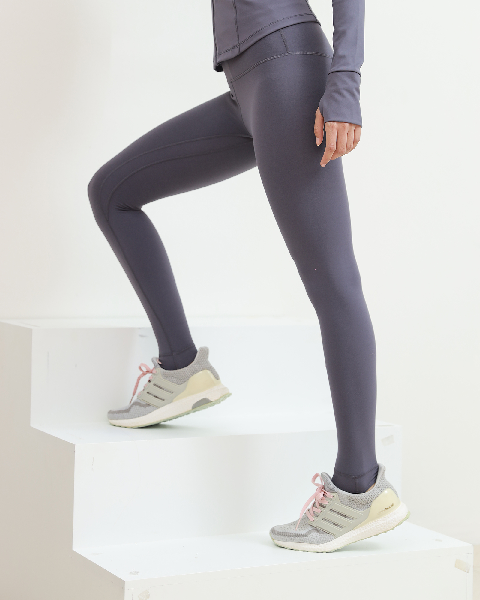Slim Fit Sporty Pants