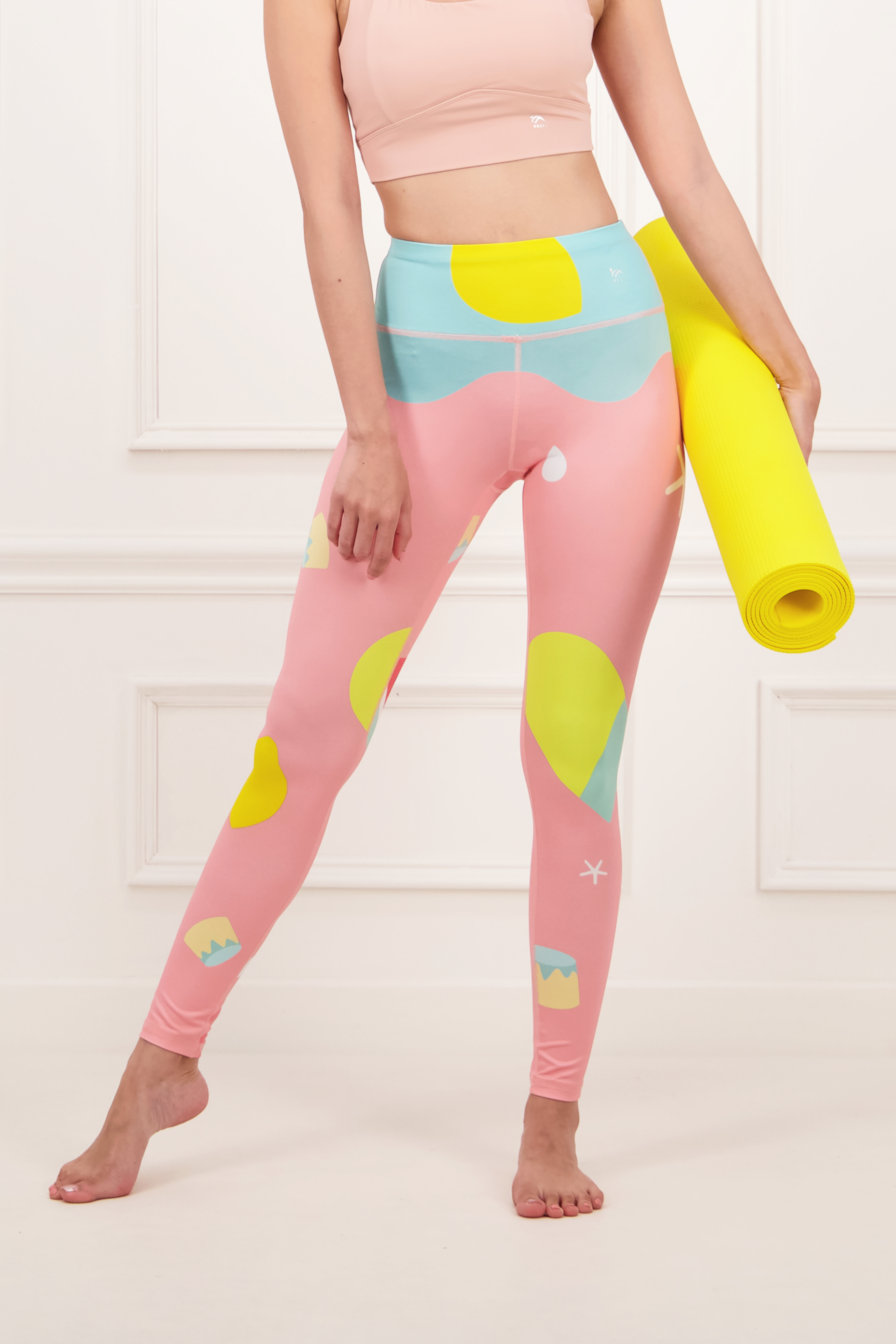 Nadia Candy Leggings - Sport Leggings