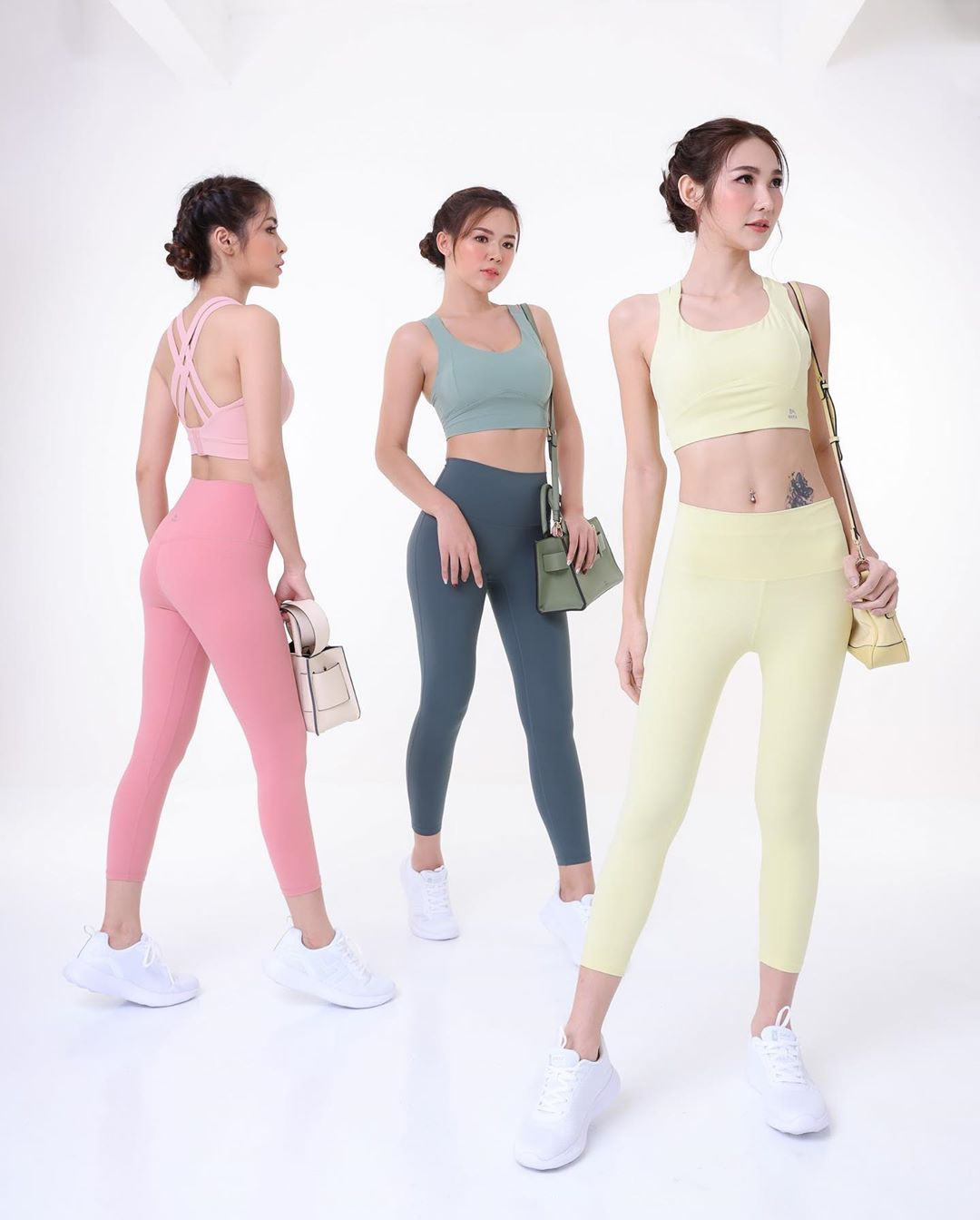 Soothy - Sports Fashion Set