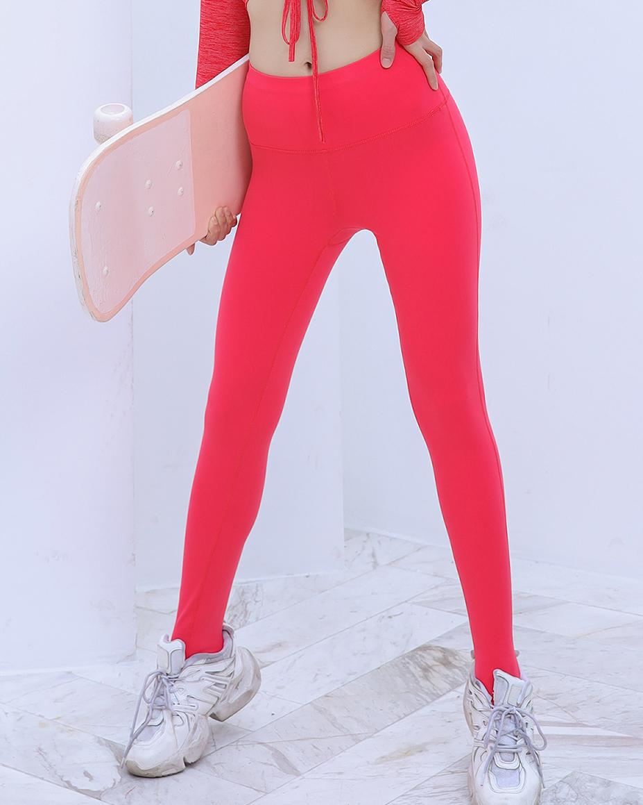 Cute n' Fresh Sports Pants Red