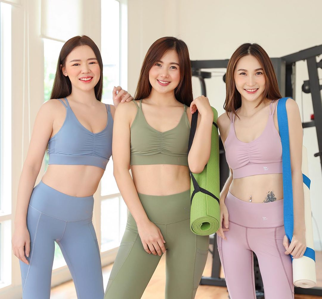 Enjoy Exercising Bra