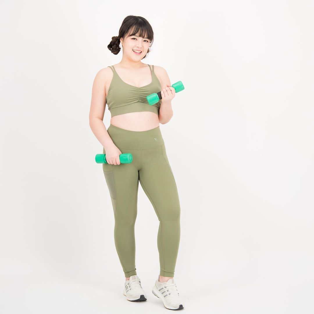 Steady Green Leggings