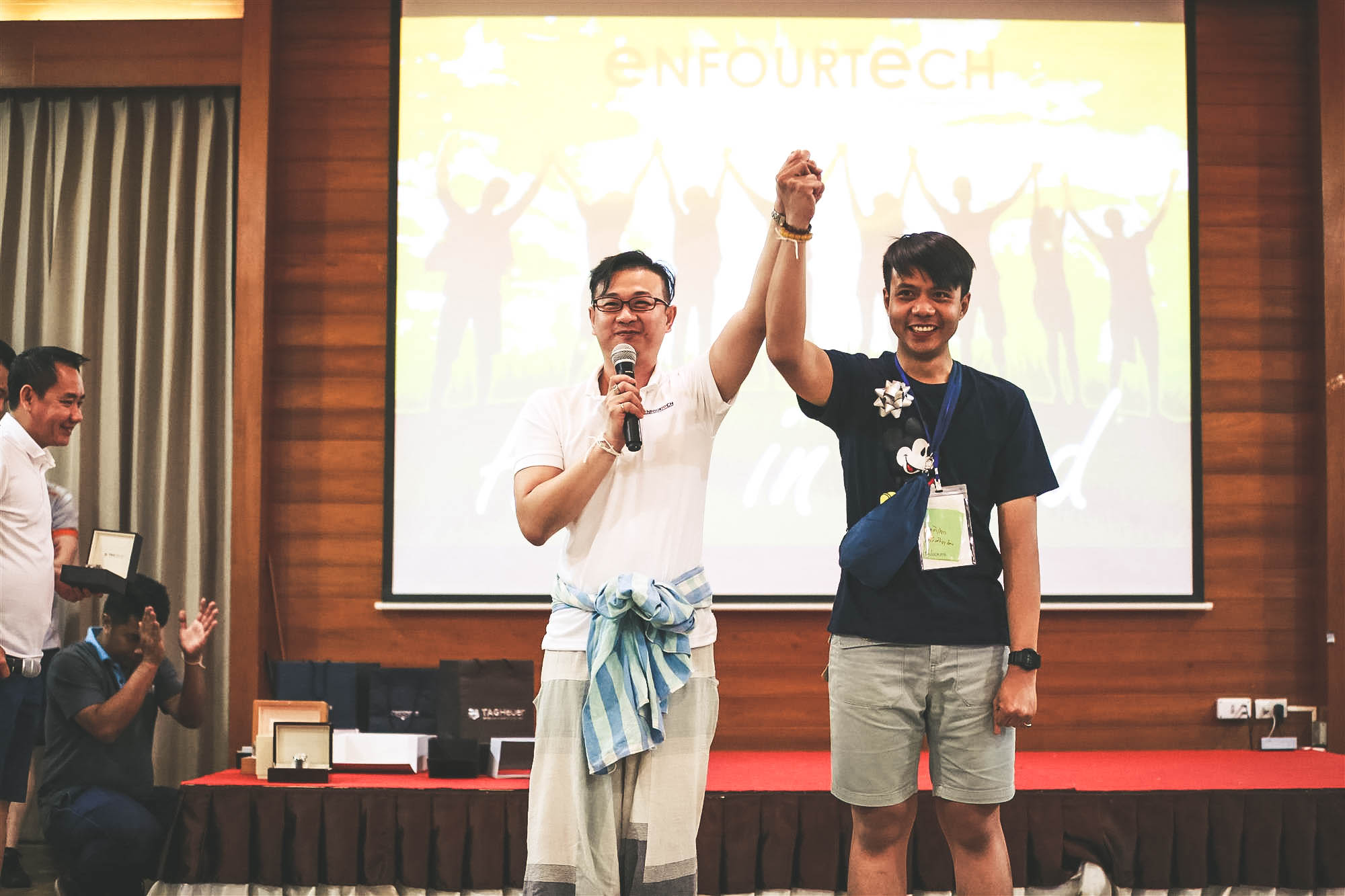 Enfourtech Hand in Hand 2019